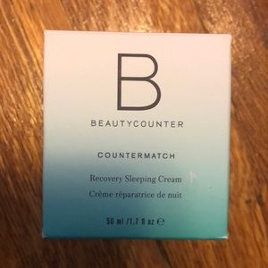 NEVER USED Beautycounter recovery sleeping cream